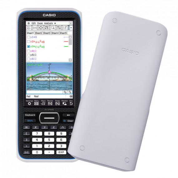 Casio Casio FX-CP400+E - Calculatrice graphique couleur à écran tactile