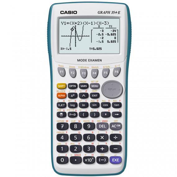 Casio Calculatrice graphique pour lycée (toutes sections confondues)