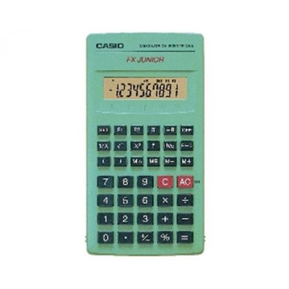 Casio FX Junior Plus - Calculatrice scolaire du CM1 au CM2