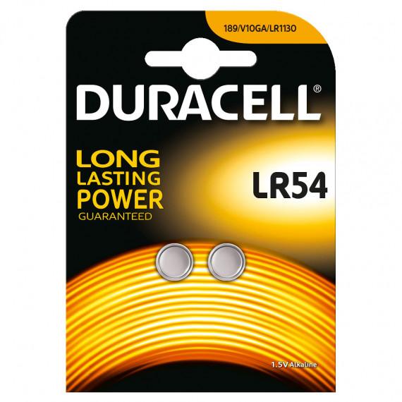 Duracell LR54 Batterie