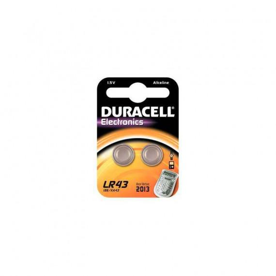 Duracell LR43 Batterie
