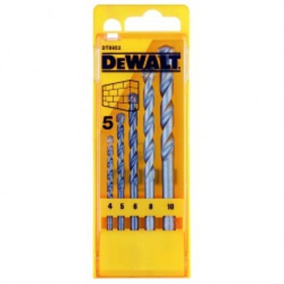 DeWalt SteinForet Set 5 pièces