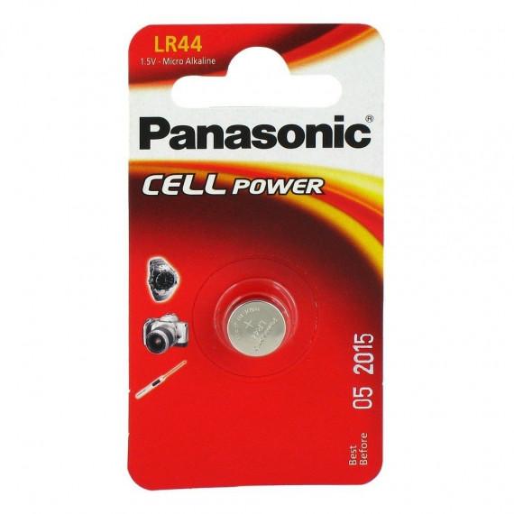 Panasonic Alkaline PowerCells LR44L/1B
