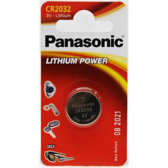 Panasonic Knopfzellen CR2032EP/1B