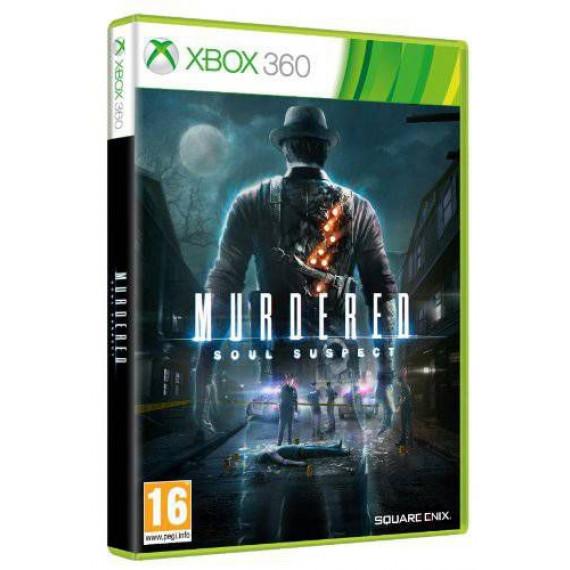 Square Enix Murdered : Soul Suspect (Xbox 360)
