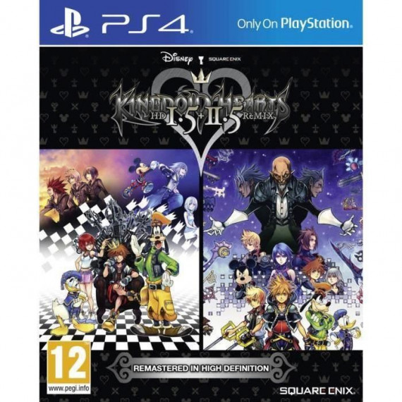 KOCH MEDIA KINGDOM HEARTS 2.8 PS4
