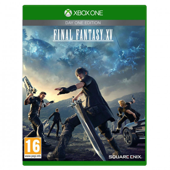 Square Enix Final Fantasy XV - Day One Edition (Xbox One)