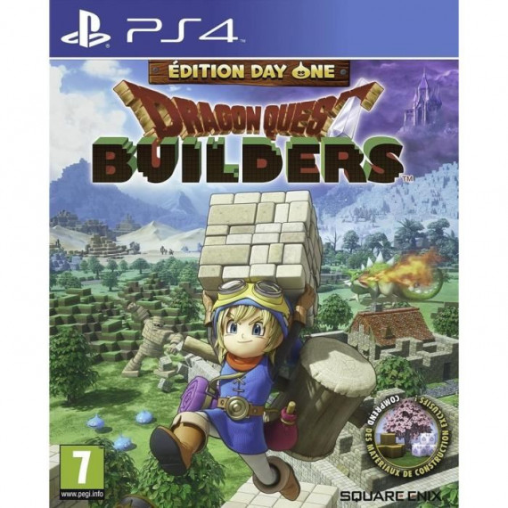KOCH MEDIA DRAGON QUEST BUILDERS PS4