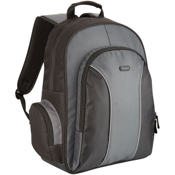 "TARGUS Essential Backpack 15.4-16"" Noir/Gris"