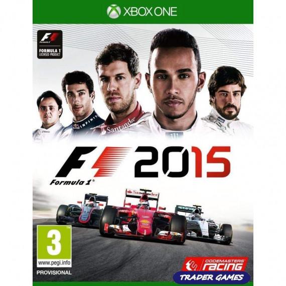 BANDAÏ F1 2015 (Xbox One)