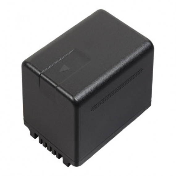 Panasonic Panasonic VW-VBT380 - Batterie Lithium Ion 3680 mAh pour caméscopes HC-V727/V520/V510/V210/V100