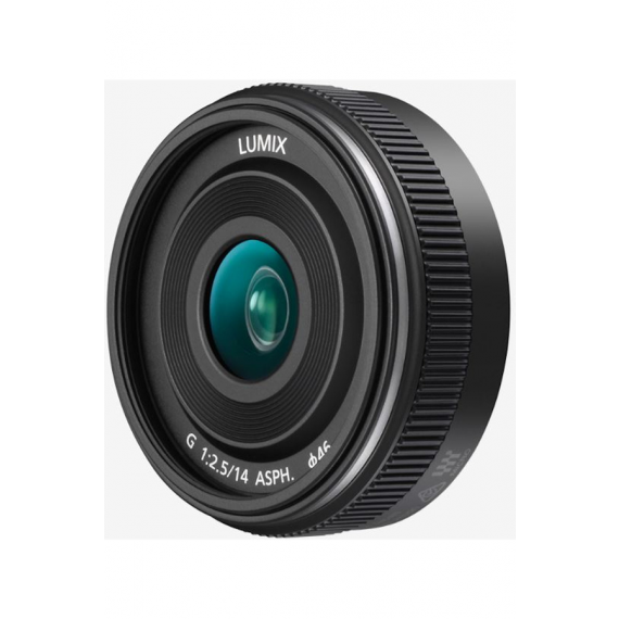 Panasonic Lumix G 14mm f/2,5 II Noir