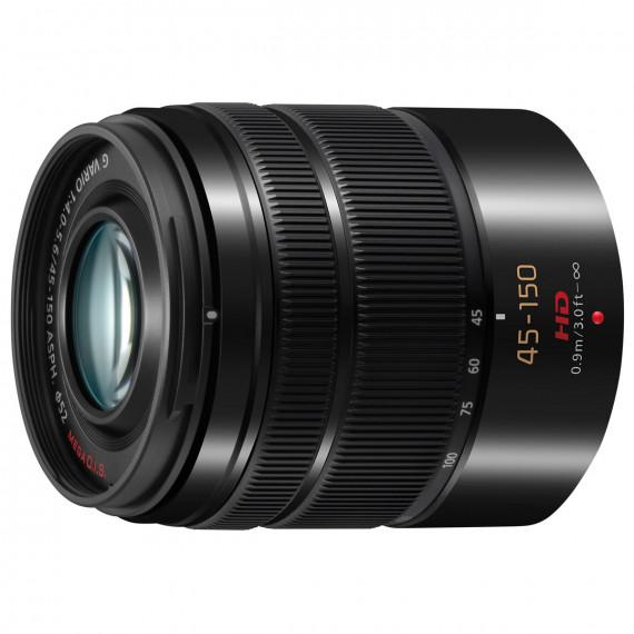 Panasonic Lumix H-FS45150EKA Noir