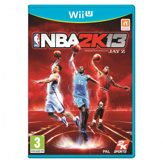 Take-Two NBA 2K13 (Wii U)
