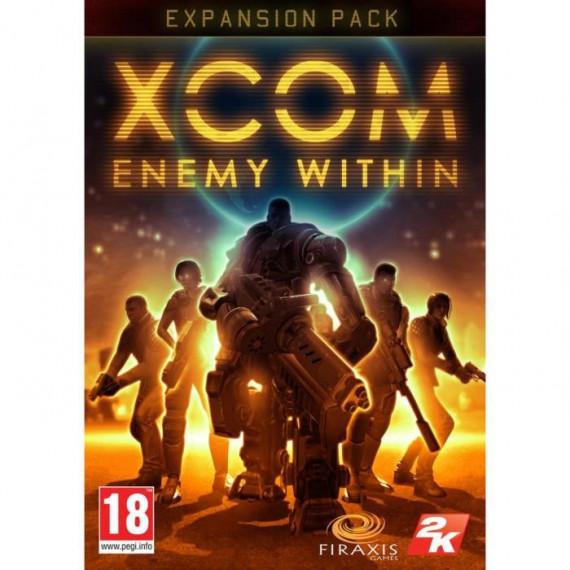 Take-Two XCOM : Enemy Within (PC)