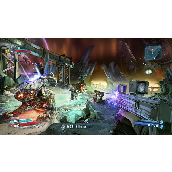 Take-Two Borderlands : The Pre-Sequel (PC) (Pré-commande - Sortie le 17 Octobre 2014)