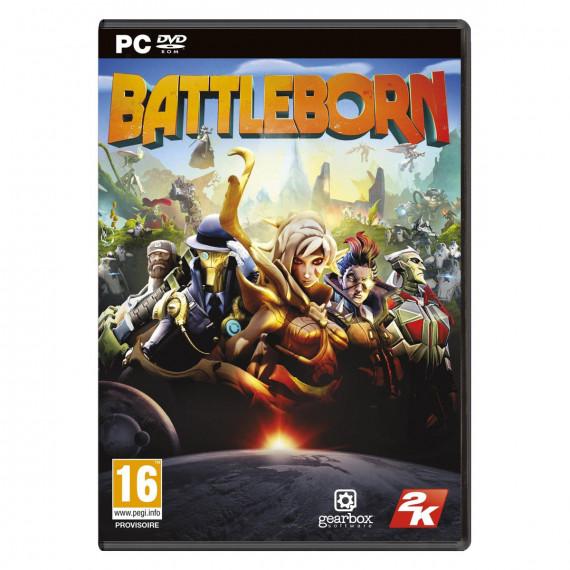 2K BATTLEBORN PC