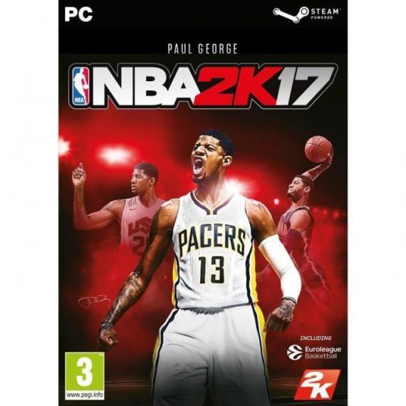 Take-Two NBA 2K17 (PC)
