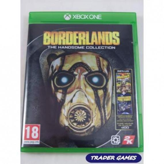 2K BORDERLANDS XBOX ONE