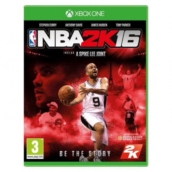 Take-Two NBA 2K16 (Xbox One)