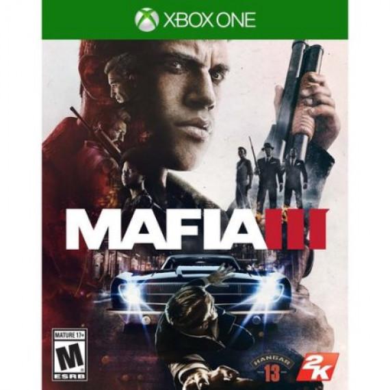 Take-Two Mafia III (Xbox One)