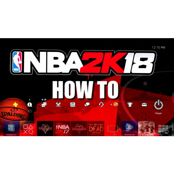 Take-Two NBA 2K18 (Xbox One) (Pré-commande - Sortie le 15 Septembre 2017)