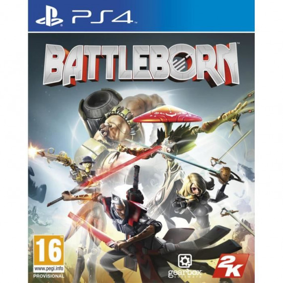 Take-Two Battleborn (PS4)