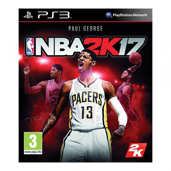 2K NBA 2K17 PS3
