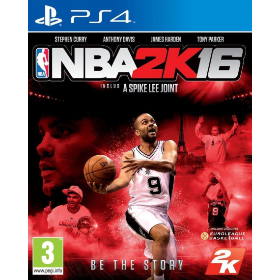 Take-Two NBA 2K16 (PS4)