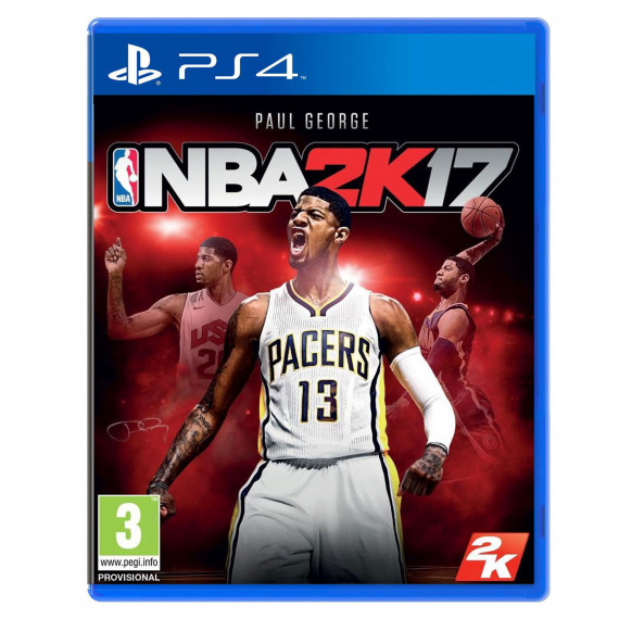 Take-Two NBA 2K17 (PS4)