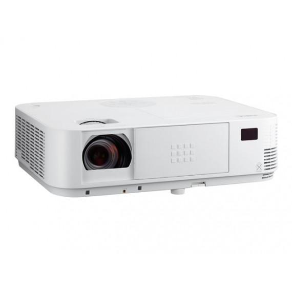 Video Projecteur NEC M403H blanc, 3D, 36 dB(A), 30 dB(A) ECO, HDMI, Audio