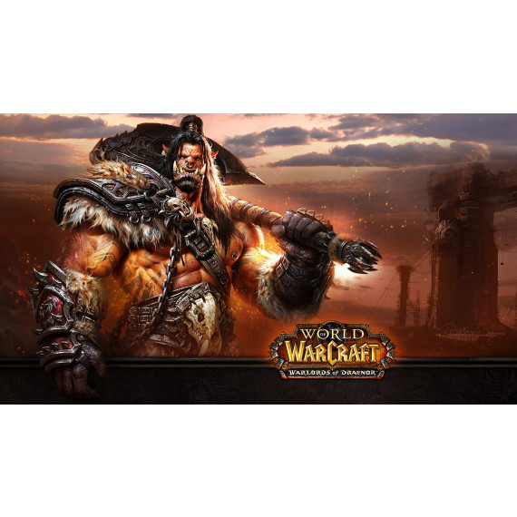 Blizzard Entertainment World of Warcraft : Warlords of Draenor (PC)