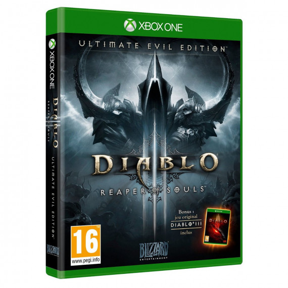 Blizzard Entertainment Diablo III : Reaper of Souls - Ultimate Evil Edition (Xbox One)