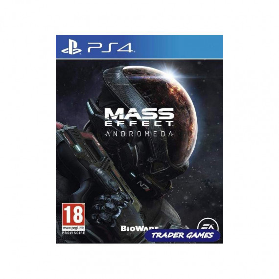Electronic Arts Mass Effect : Andromeda (PS4)