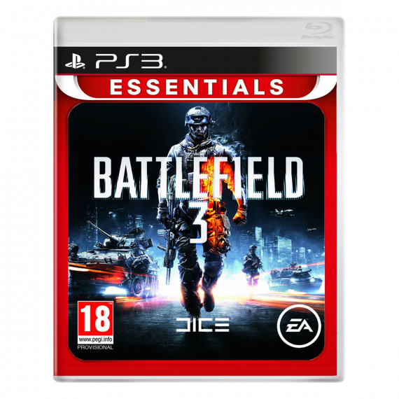 Battlefield 3  - Collection Essentials (PS3)