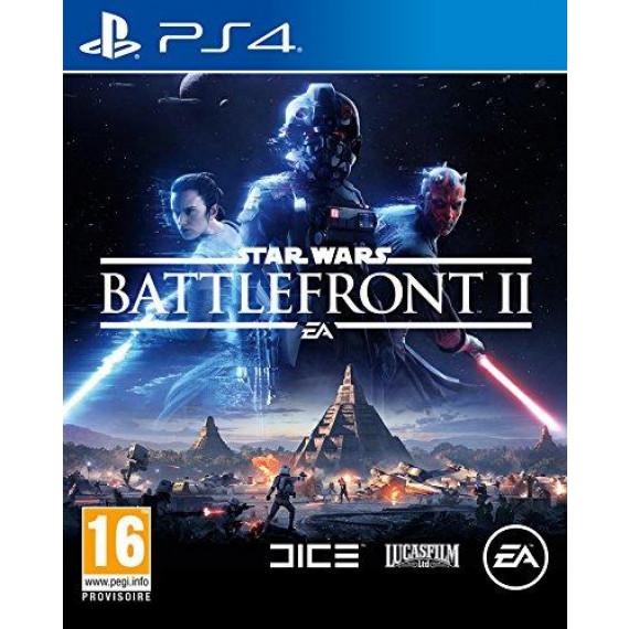 EA STAR WARS BATTLEFRONT II PS4