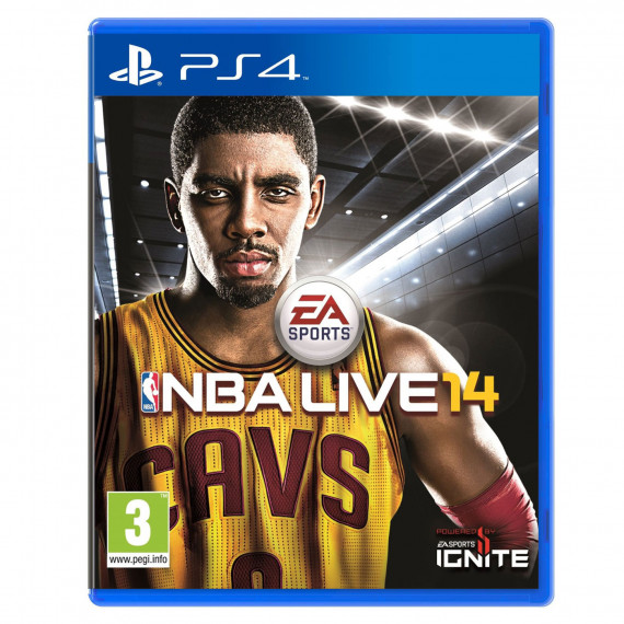Electronic Arts NBA Live 15 (PS4)