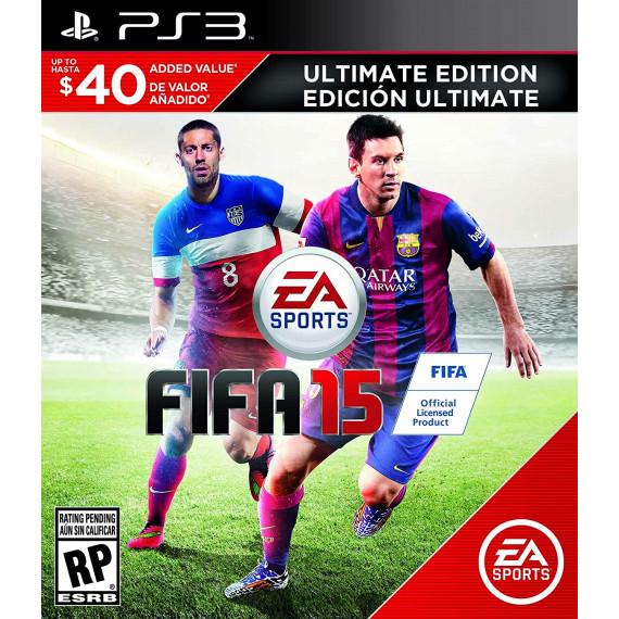 FIFA 15 (Wii) (Pré-commande - Sortie le 25 Septembre 2014)