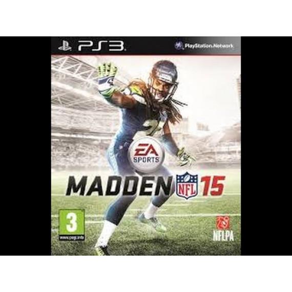 Madden NFL 15 (PS3)