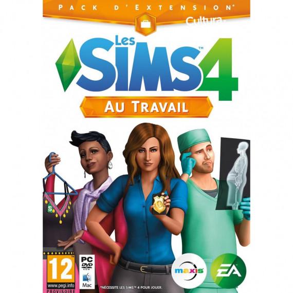 Electronic Arts Les Sims 4 : Au travail (PC)