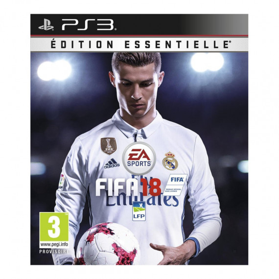 EA FIFA 18 PS3