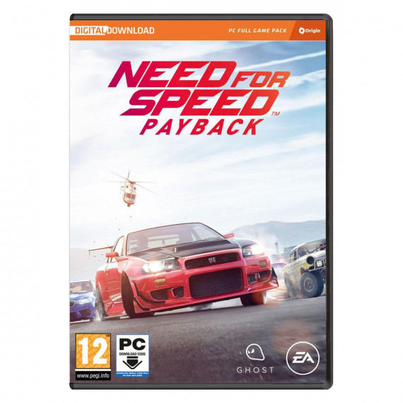 Electronic Arts Need for Speed : Payback (PC) (Pré-commande