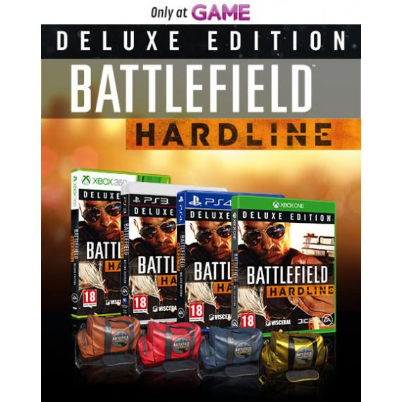 Battlefield: Hardline (PS3) (Pré-commande - Sortie le 19 Mars 2015)