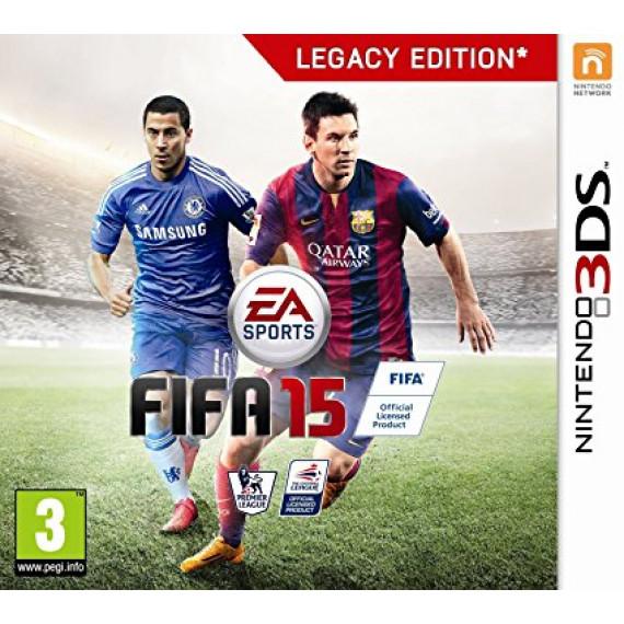 FIFA 15 (Nintendo 3DS/2DS) (Pré-commande - Sortie le 25 Septembre 2014)