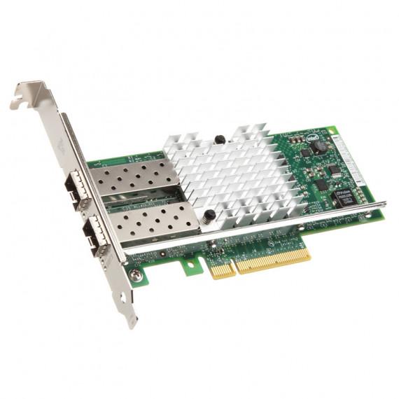 INTEL Ethernet Converged Network Adapter X520-DA2  Dual Port
