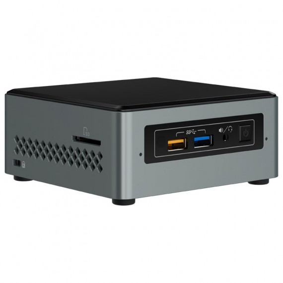 INTEL Intel Next Unit of Computing Kit NUC6CAYS