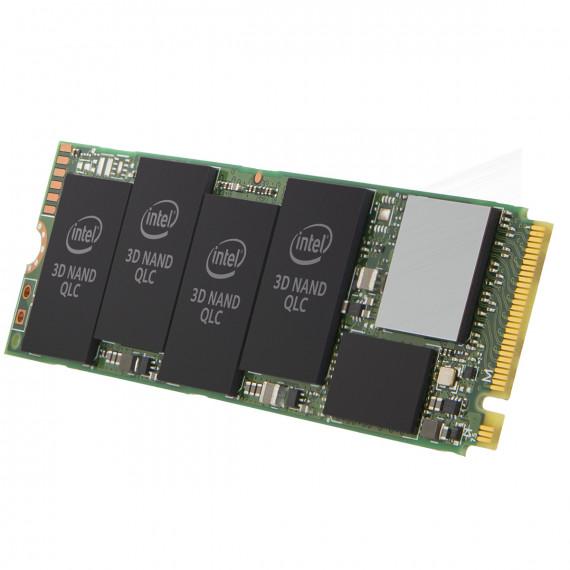 INTEL SSD 660p 512 Go