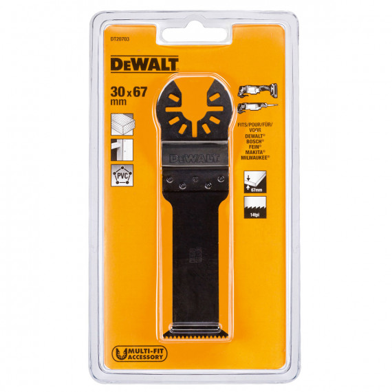Lame de scie DeWalt DT20703 67x30 mm