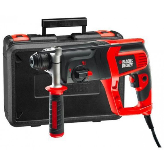 perceuse à percussion BLACK & DECKER KD985KA