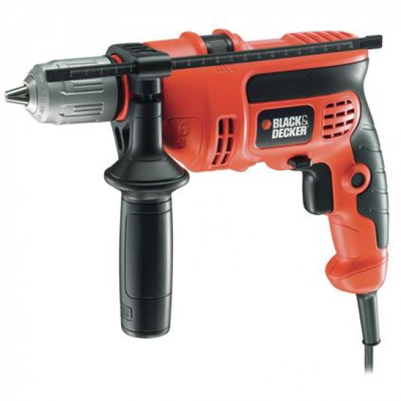 perceuse à percussion BLACK & DECKER KR554CRESK